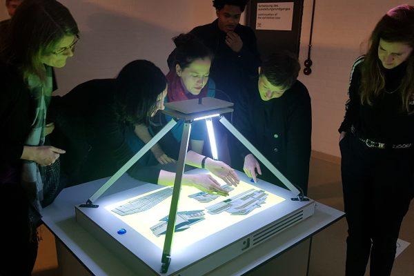 Exhibition at Bauhaus - Dessau 2019
