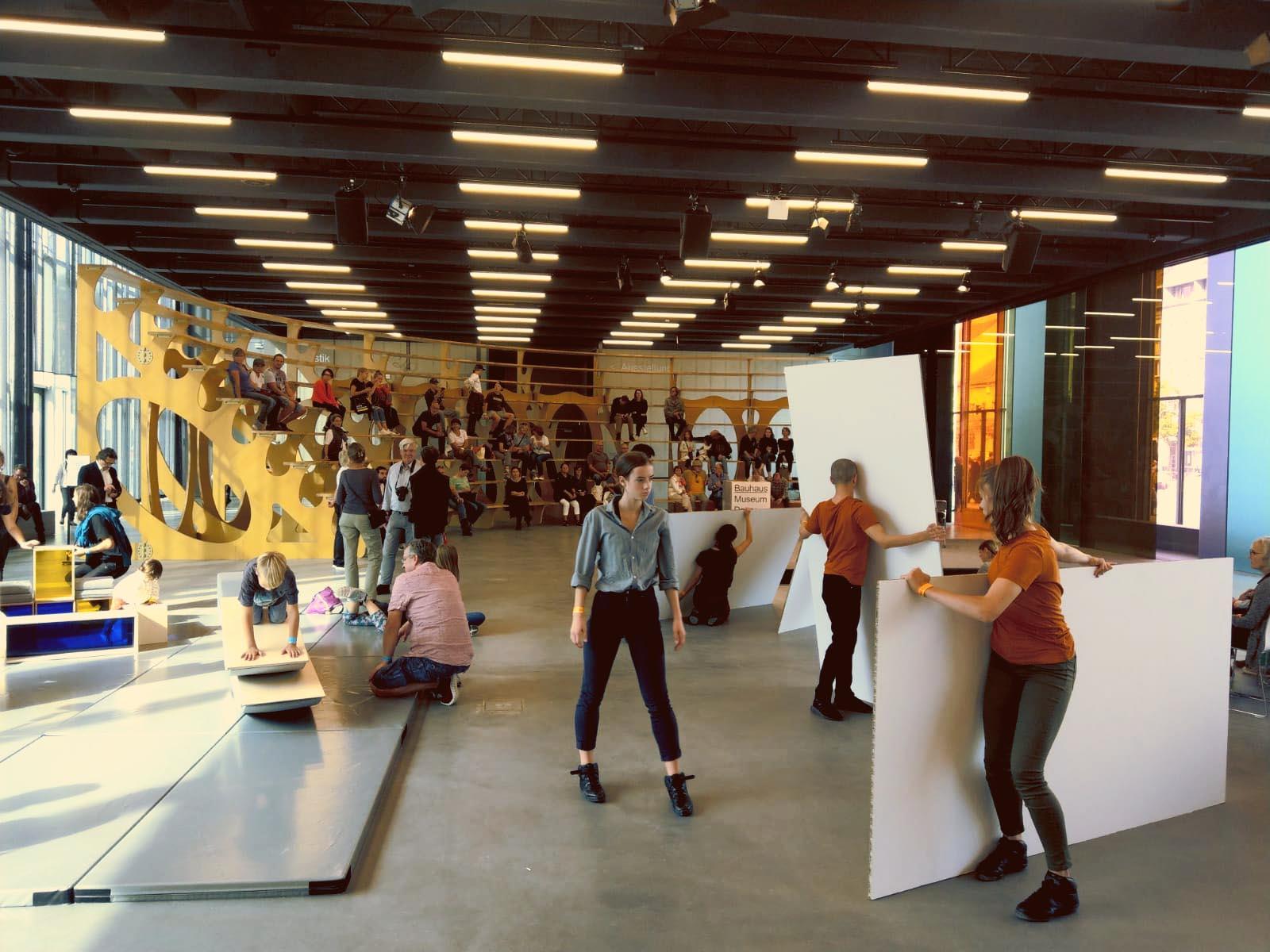 Bauhaus Museum Dessau – Opening