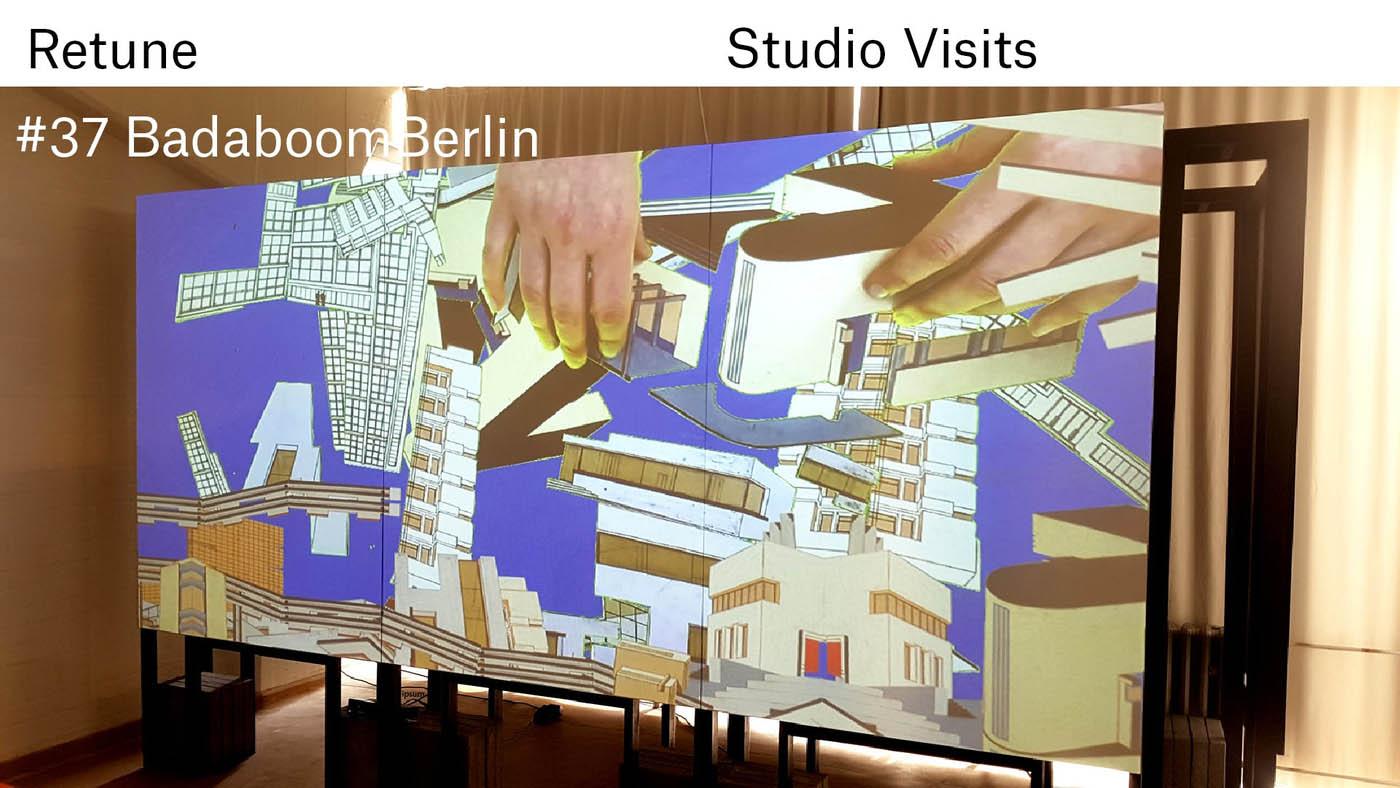 Retune Studio Visit #37