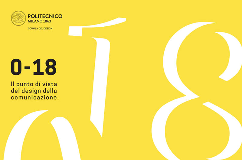 Lecture at Politecnico di Milano